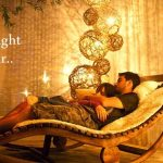Cute Romantic Good Night Love Sms Shayari for Someone Special