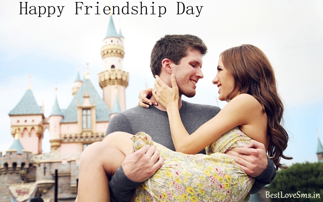 Friendship Day Love Sms