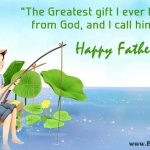 "TOP ""Happy Fathers Day 2017"" SMS Msg Wishes from Children"