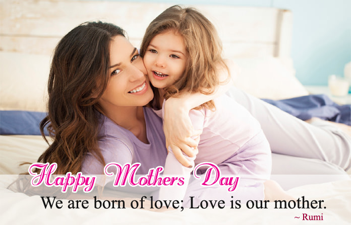 Happy Mothers Day messages and sayings