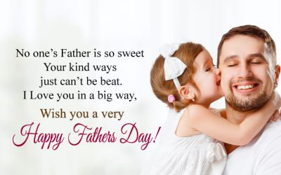 Wish You Happy Fathers Day Sms