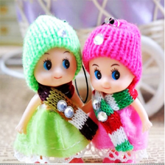 cute doll dp