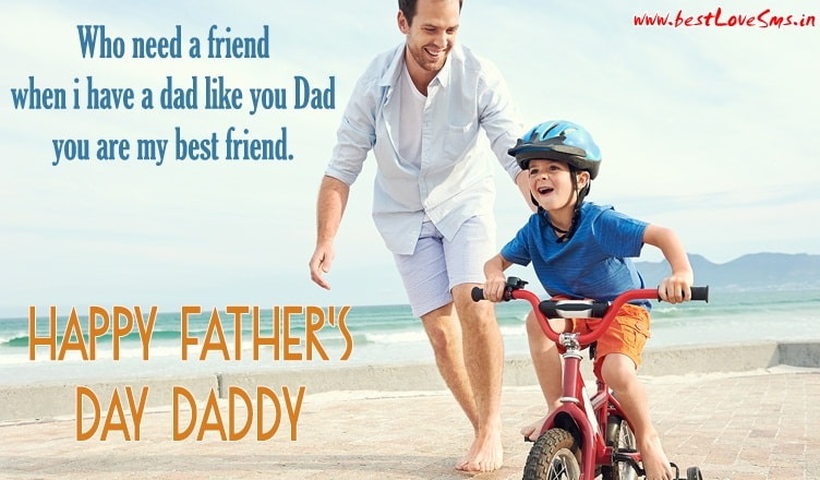 Fathers Day Messages Wallpaper