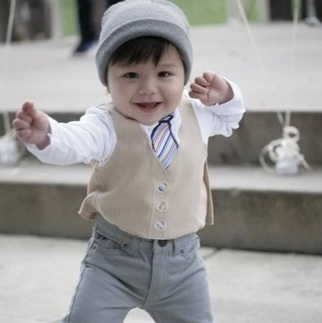 cute dancing dp for boys