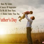 Meaningful Happy Fathers Day Messages from Son to Loving Dad