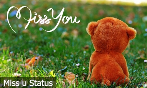 2 Line I Miss U Status in Hindi | Sad Yaad Quotes on Love & Life