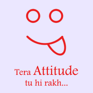 attitude whatsapp dp in hindi