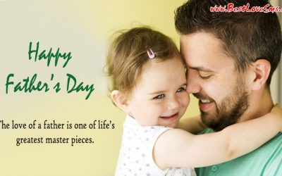 Happy Fathers Day Wallpapers Quotes by Baby Girl