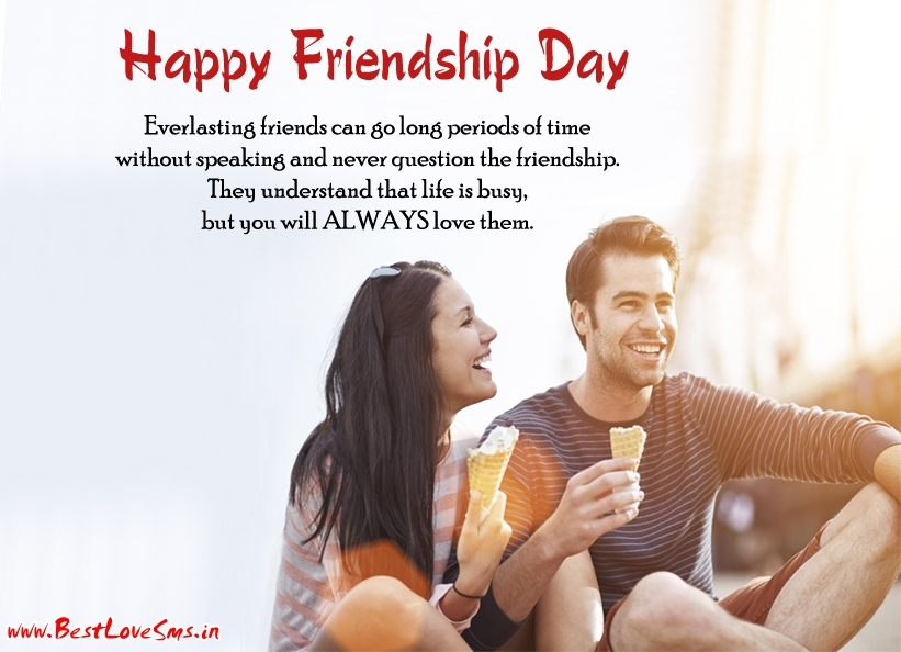 Beautiful Happy Friendship Day Love Images With Quotes