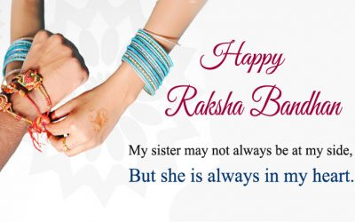 Happy Raksha Bandhan Quotes for Sister
