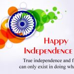 Happy 72nd Independence Day Status & Slogans