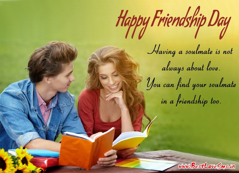 Friendship Love Quotes Image