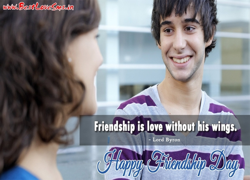 Friendship Picture with Quotes