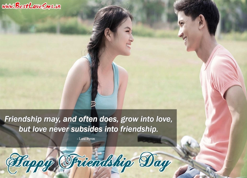 Friendship Day Quotes for Lover