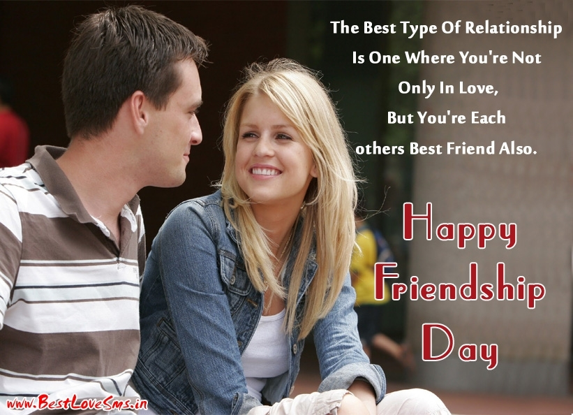 Friendship and Love Quotes Image
