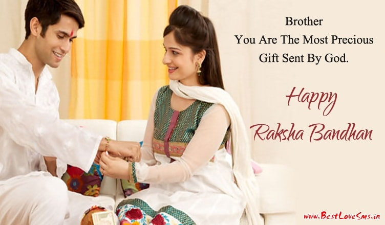 Happy Raksha Bandhan Messages for Brother