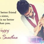 Happy Raksha Bandhan Wishes for Brother Sister Love Relationship