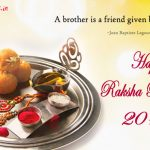 Happy Raksha Bandhan Quotes for Brother in English 2017