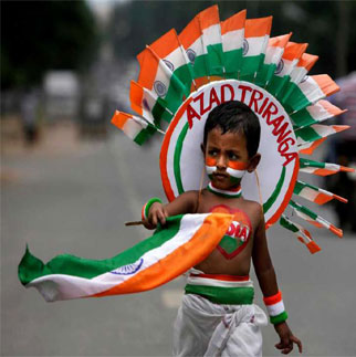Images Of Indian Independence Day Celebrations