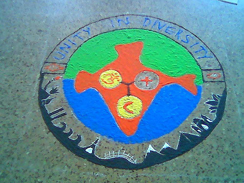 Independence Day Rangoli Theme