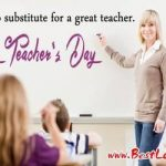 Special Teachers Day Thoughts in English | Slogans on Teachers