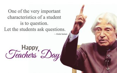 APJ Abdul Kalam Thoughts on Education and Teaching