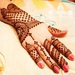 Arabic Mehndi Designs for Back Hands