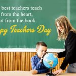 Short Happy Teachers Day Poem in English for Kids & Students