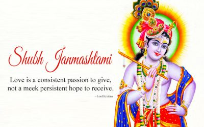 Happy Janmashtami Quotes Image