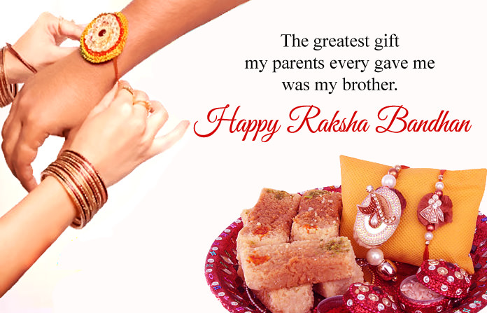 Happy Raksha Bandhan Quotes for Brother
