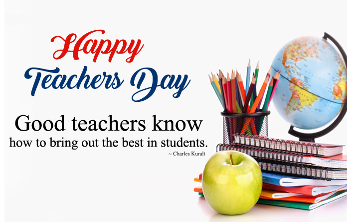 Happy Teachers Day Quotes Image