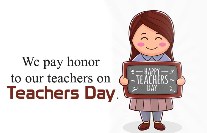 Happy Teachers Day Slogans Image