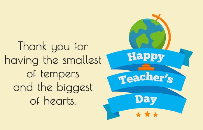Happy Teachers Day Wishes Image