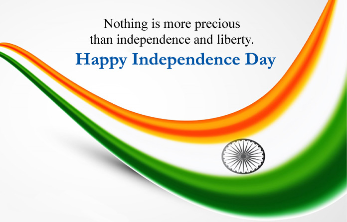 Independence Day Images with Indian Flag