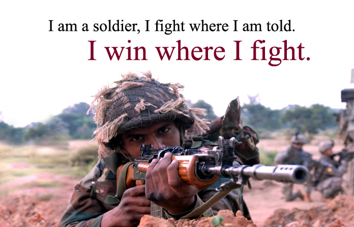 Famous Military Quotes For Soldiers Inspirational Sayings About Army