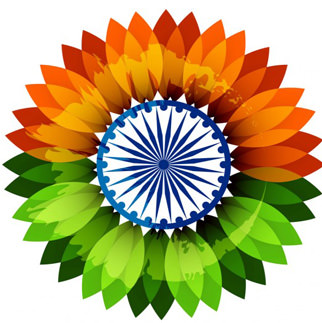 Indian Flag Flower