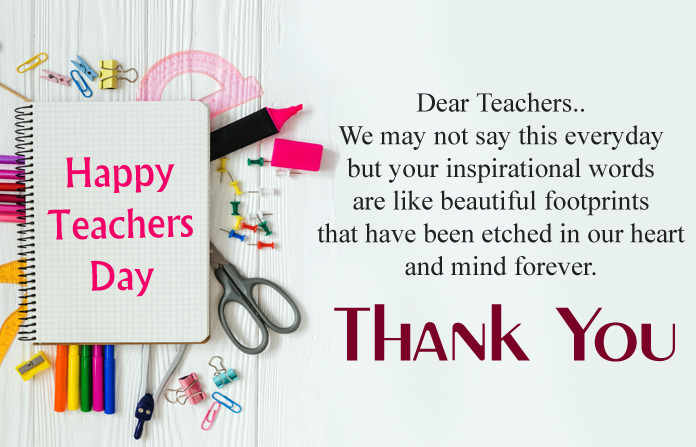 Heart Touching Quotes For Teachers Day: Inspirational Messages For Teachers Day