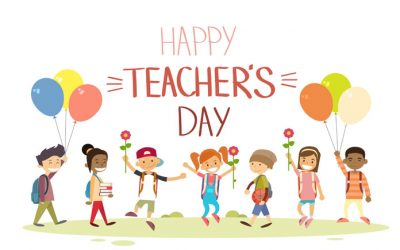 Teachers Day Greeting Image