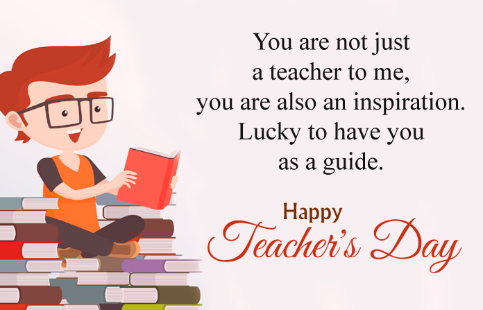 Teachers Day Wishes in English
