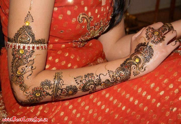 Arabic Wedding Mehndi