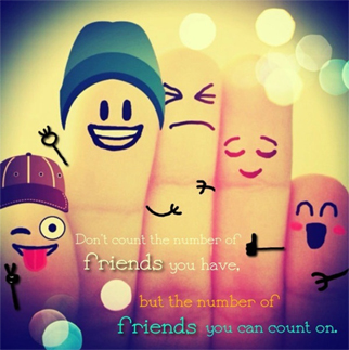 Friendship DP