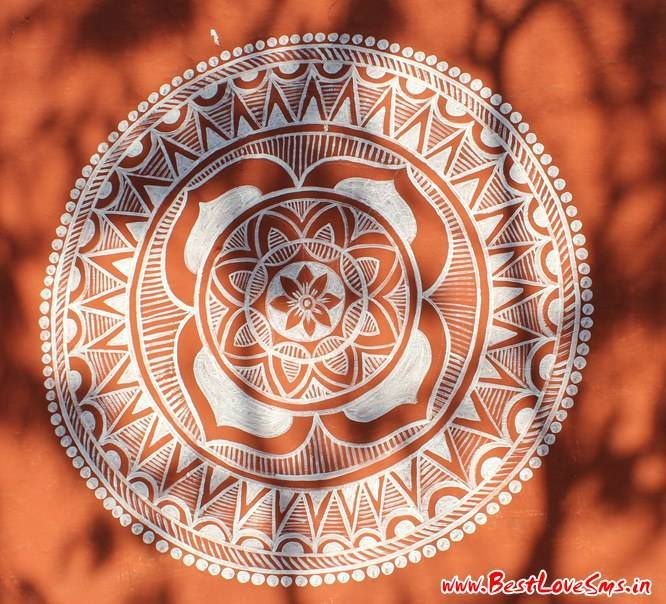 Rangoli Patterns Free Hand