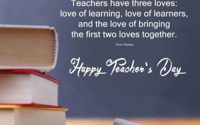 Teachers Day Greeting Card Images