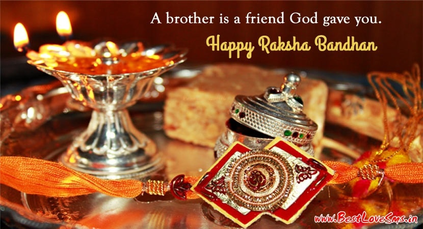 Rakhi Greeting Cards For Brother