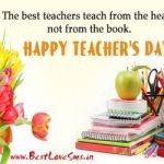 Happy Teachers Day Status In Hindi & English