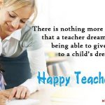 Inspirational Messages for Teachers Day | Thank You Words for Teachers