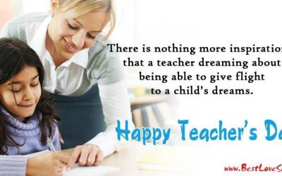 Inspirational Messages for Teachers Day