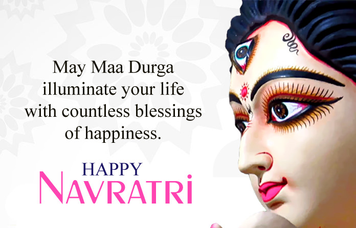 Happy Navratri Status in English
