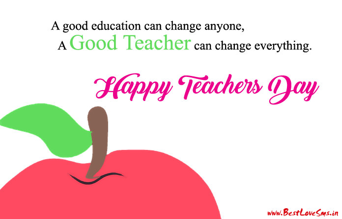 Inspirational Teachers Day Images
