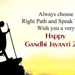 Happy Gandhi Jayanti Images Wishes & Wallpapers